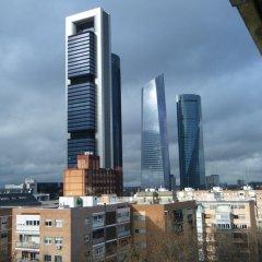 Апартаменты Madrid Studio Apartments балкон