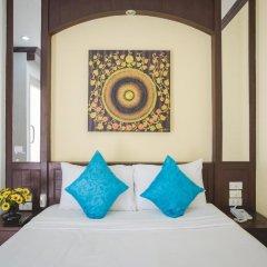 Отель Patong Buri 3* Стандартный номер с двуспальной кроватью фото 17