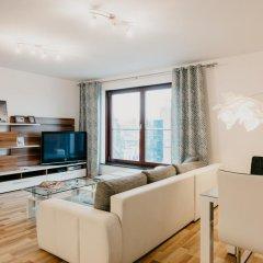 Отель EXCLUSIVE Aparthotel Улучшенные апартаменты с различными типами кроватей фото 12