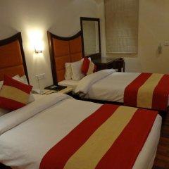 Hotel Aura 3* Стандартный семейный номер с двуспальной кроватью фото 2