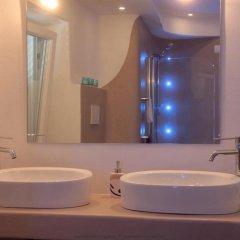 Отель Relais Chambre Кастельфидардо ванная фото 2