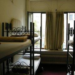 Jerusalem Hostel Кровать в мужском общем номере с двухъярусной кроватью фото 2