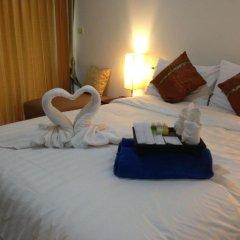 Отель Ratchy Condo Банг-Саре комната для гостей фото 2
