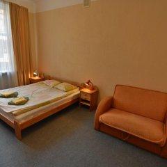 Hotel Multilux 2* Стандартный номер с двуспальной кроватью фото 3
