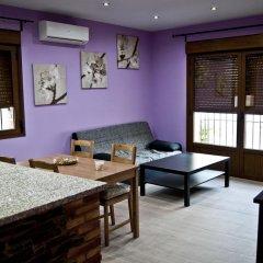 Отель Los Toneles Апартаменты с различными типами кроватей фото 14