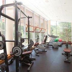 Отель Yastrebets Wellness & Spa Боровец фитнесс-зал