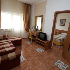 Mashuk Hotel 2* Люкс с различными типами кроватей фото 12