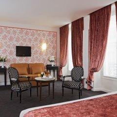 Hotel Saint Petersbourg Opera 4* Полулюкс с различными типами кроватей фото 3