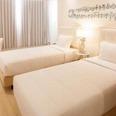 Hotel da Musica 4* Стандартный номер 2 отдельными кровати фото 4