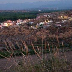 Отель Cuevas de Medinaceli пляж