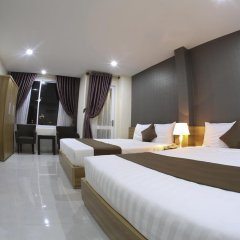 Thu Hien Hotel 2* Номер Делюкс фото 11