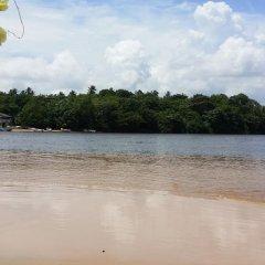 Отель Sagarika Beach Hotel Шри-Ланка, Берувела - отзывы, цены и фото номеров - забронировать отель Sagarika Beach Hotel онлайн приотельная территория