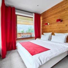 Гостевой дом Резиденция Парк Шале Стандартный номер с различными типами кроватей фото 4
