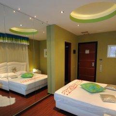 Carol Hotel 2* Люкс с разными типами кроватей фото 35