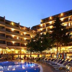 Отель Edelweiss- Half Board Болгария, Золотые пески - отзывы, цены и фото номеров - забронировать отель Edelweiss- Half Board онлайн вид на фасад фото 2