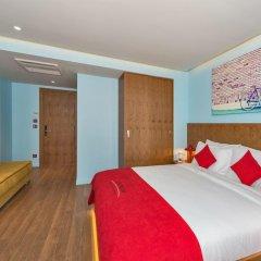 Endless Hotel Taksim 3* Улучшенный люкс с различными типами кроватей фото 3