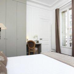 Отель The Residence: Luxury Le Louvre Париж комната для гостей фото 5