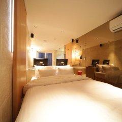 Отель Pop Jongno Южная Корея, Сеул - отзывы, цены и фото номеров - забронировать отель Pop Jongno онлайн комната для гостей фото 3