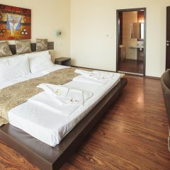 Babylon Hotel 4* Люкс разные типы кроватей