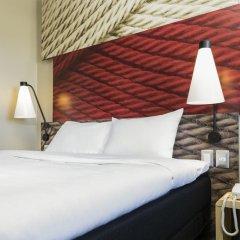 Отель Ibis Zürich Messe-Airport 3* Стандартный номер с различными типами кроватей