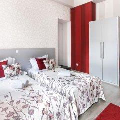 Бассейная Апарт Отель Стандартный номер с 2 отдельными кроватями фото 7