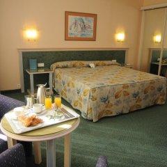 Hotel Beatriz Costa & Spa 4* Стандартный номер с различными типами кроватей фото 7