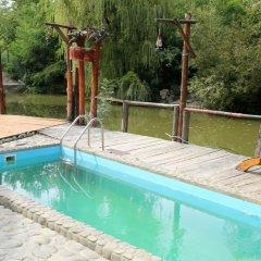 Гостиница Medvezhya Berloga бассейн фото 3