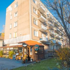 Апартаменты Bonifraterska Studio for 4 (A9) Студия с различными типами кроватей фото 7
