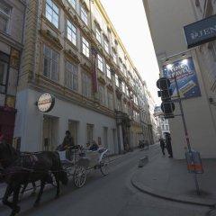 Отель Heart of Vienna Luxury Residence Улучшенные апартаменты фото 10
