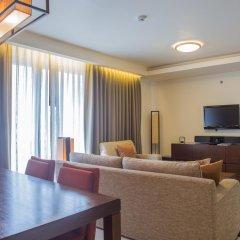 Отель Oakwood Residence Sukhumvit Thonglor 4* Студия Делюкс фото 17