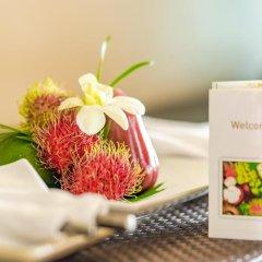 Отель Impiana Resort Chaweng Noi, Koh Samui Таиланд, Самуи - 2 отзыва об отеле, цены и фото номеров - забронировать отель Impiana Resort Chaweng Noi, Koh Samui онлайн ванная фото 2