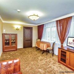 Гостиница Вятка Семейный люкс с разными типами кроватей фото 2
