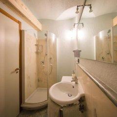 Отель Ad Podium Аоста ванная