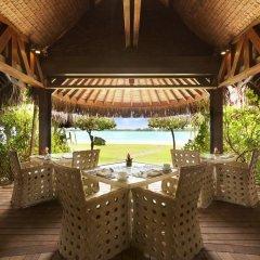Отель The St Regis Bora Bora Resort питание фото 2