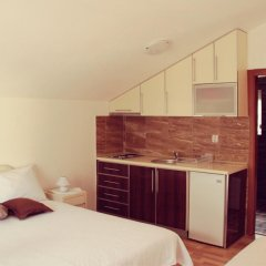 Апартаменты Apartments Marković Студия с различными типами кроватей фото 12