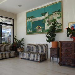 Hotel Blumen интерьер отеля