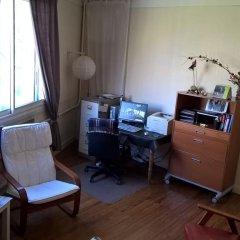 Отель Appartement Matabiau Франция, Тулуза - отзывы, цены и фото номеров - забронировать отель Appartement Matabiau онлайн удобства в номере фото 2