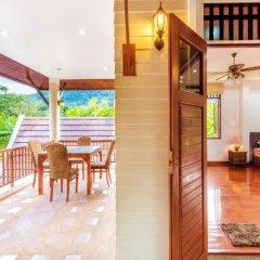 Отель Phuket Private Havana Villa балкон