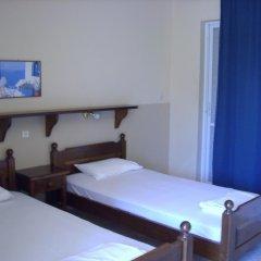 Отель Siskos Греция, Андравида-Киллини - отзывы, цены и фото номеров - забронировать отель Siskos онлайн комната для гостей фото 2