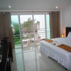 Отель Baan Oui Phuket Guest House 2* Стандартный номер с различными типами кроватей