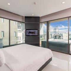 Отель The Charm Resort Phuket 4* Семейный люкс с 2 отдельными кроватями фото 4