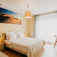 Отель EXCLUSIVE Aparthotel Улучшенные апартаменты с 2 отдельными кроватями фото 15