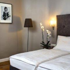 Hotel Düsseldorf Mitte 3* Стандартный номер с различными типами кроватей фото 2