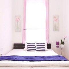 Отель City Rooms Стандартный номер с двуспальной кроватью (общая ванная комната) фото 5