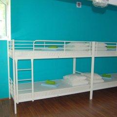 Хостел Fabryka Кровать в общем номере фото 3