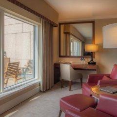 Отель Hilton Glasgow комната для гостей фото 18