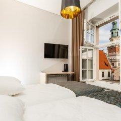 Отель Sleep in Hostel & Apartments Польша, Познань - отзывы, цены и фото номеров - забронировать отель Sleep in Hostel & Apartments онлайн комната для гостей фото 5