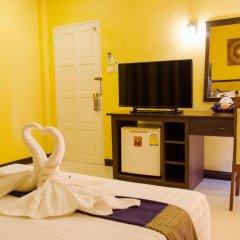 Отель B & L Guesthouse 3* Улучшенный номер с разными типами кроватей фото 22