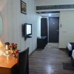 Airport Hotel Venus 3* Стандартный номер с различными типами кроватей фото 10