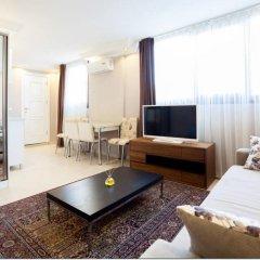 Отель Defne Suites Номер Делюкс с различными типами кроватей фото 9